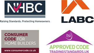 NHBC, LABC, Consumer Code for Home Builders, Approved Code Trading Standards